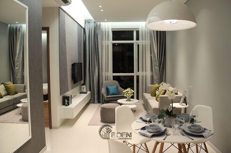 Những mẫu thiết kế, thi công nội thất chung cư giá rẻ - Mẫu 4