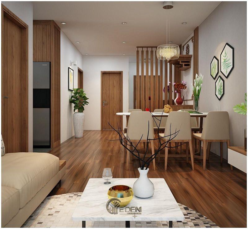 Công ty thiết kế nội thất DEZICOR - Mẫu thi công nội thất chung cư
