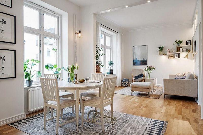 Công ty thiết kế nội thất MOON Design
