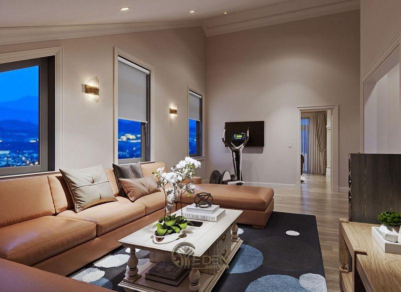 Công ty thiết kế nội thất DEZICOR - Mẫu thi công nội thất chung cư Hiện đại