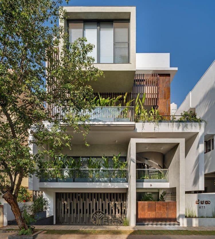 Công ty kiến trúc nội thất VHL Đà nẵng - Các công trình của YHI thường mang nét giản đơn, nhưng vô cùng độc đáo, tinh tế