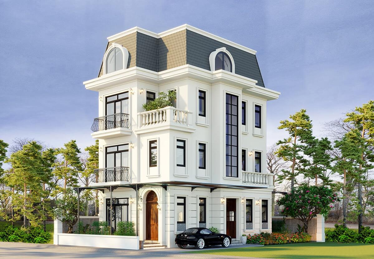EDEN Luxury có đội ngũ nhân viên thiết kế biệt thự giỏi, giàu kinh nghiệm