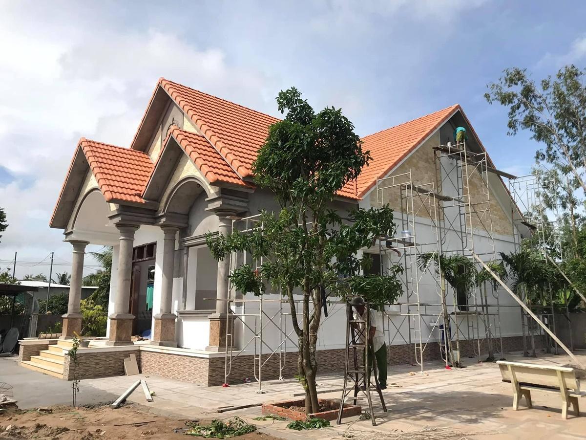 Thời điểm tốt nhất để xây nhà là 3 tháng đầu năm hoặc 3 tháng cuối năm