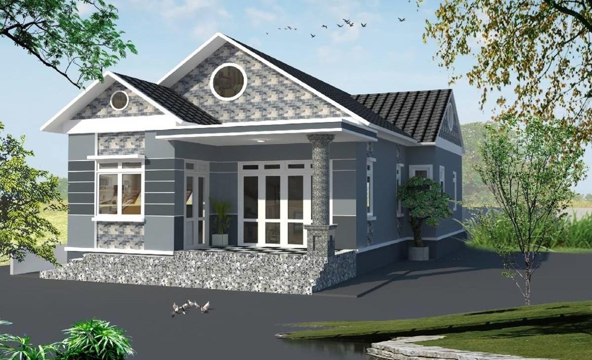 Nếu muốn tiết kiệm chi phí thì nên chọn phong cách kiến trúc đơn giản