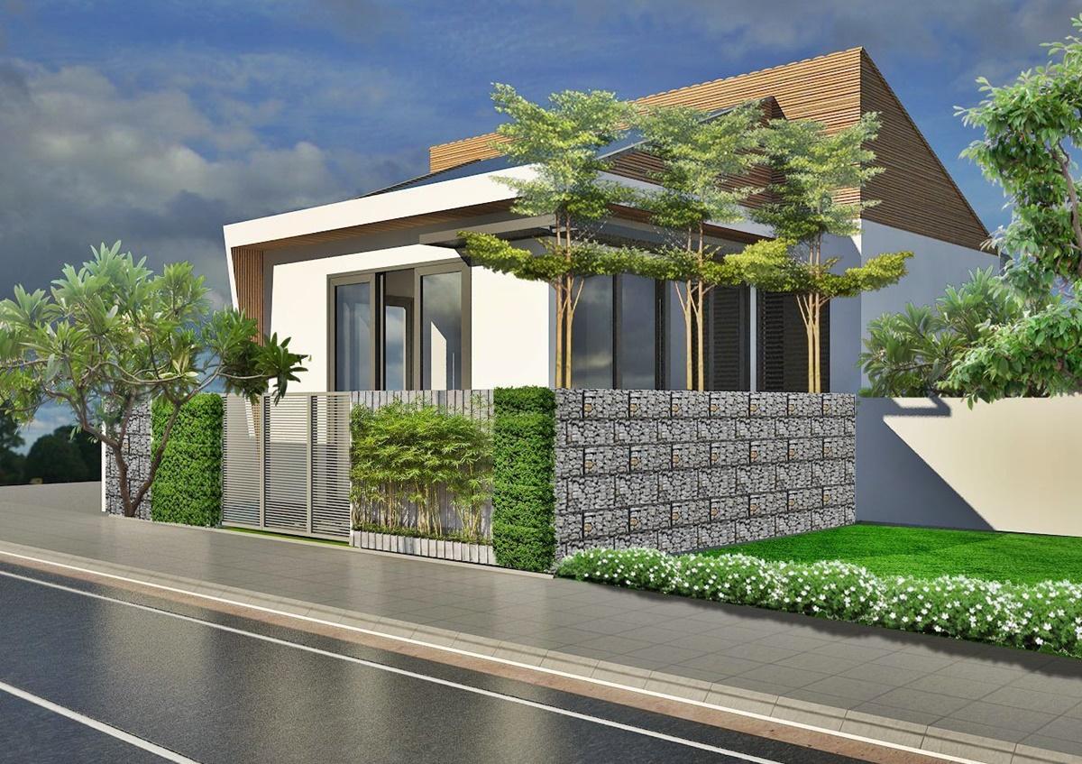 Chi phí ảnh hưởng rất lớn đến quá trình thiết kế, thi công nhà cấp 4 rộng 80m2