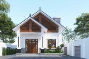10+ mẫu thiết kế nhà cấp 4 đẹp 5×15 lợp mái tôn