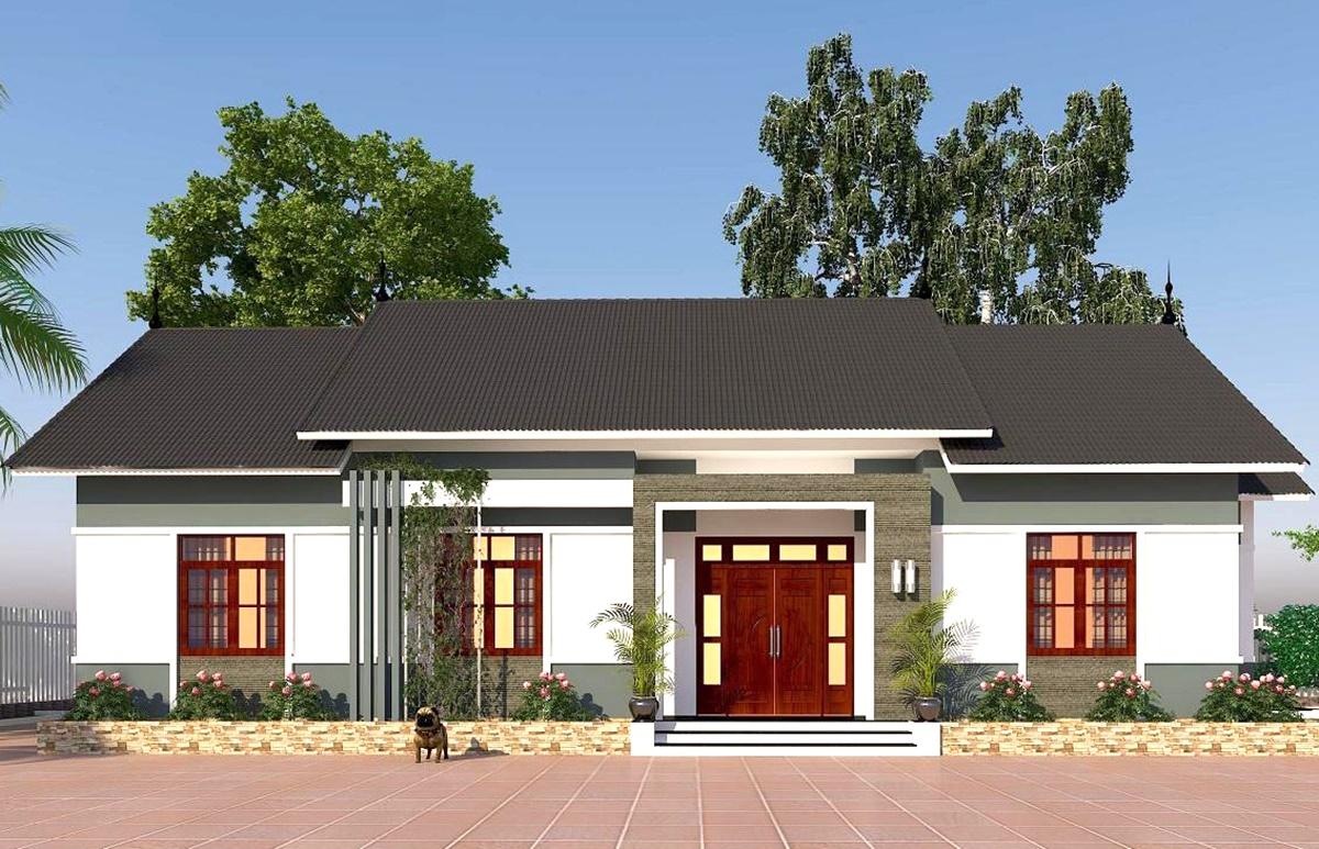 EDEN Luxury là đơn vị thiết kế nhà cấp 4 chuyên nghiệp