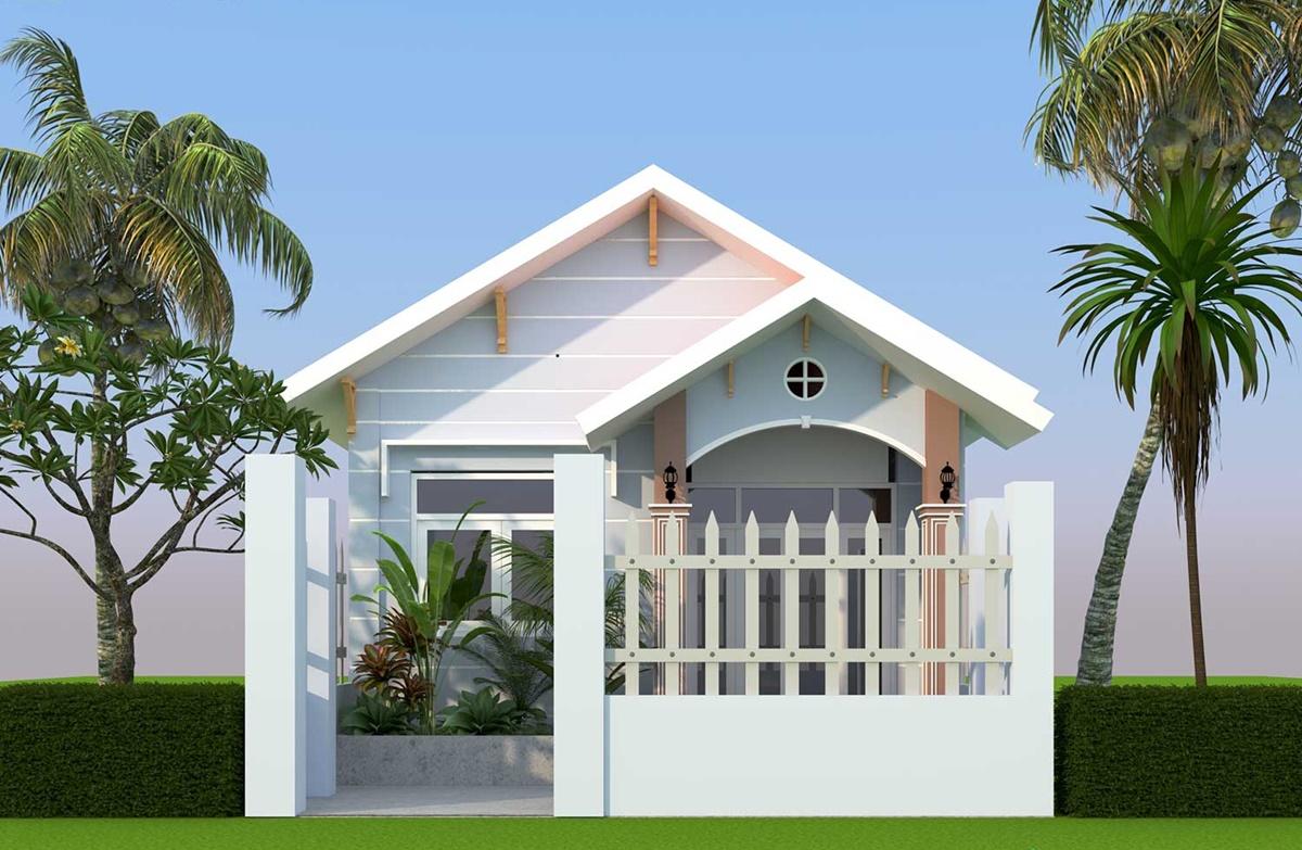 Nếu muốn thiết kế nhà cấp 4 nhỏ, bạn cần lên kế hoạch về kết cấu bên trong ngôi nhà