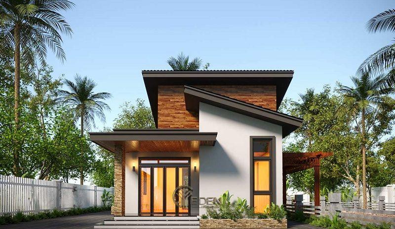 Ưu điểm khi lựa chọn thiết kế nội thất nhà cấp 4 mái thái