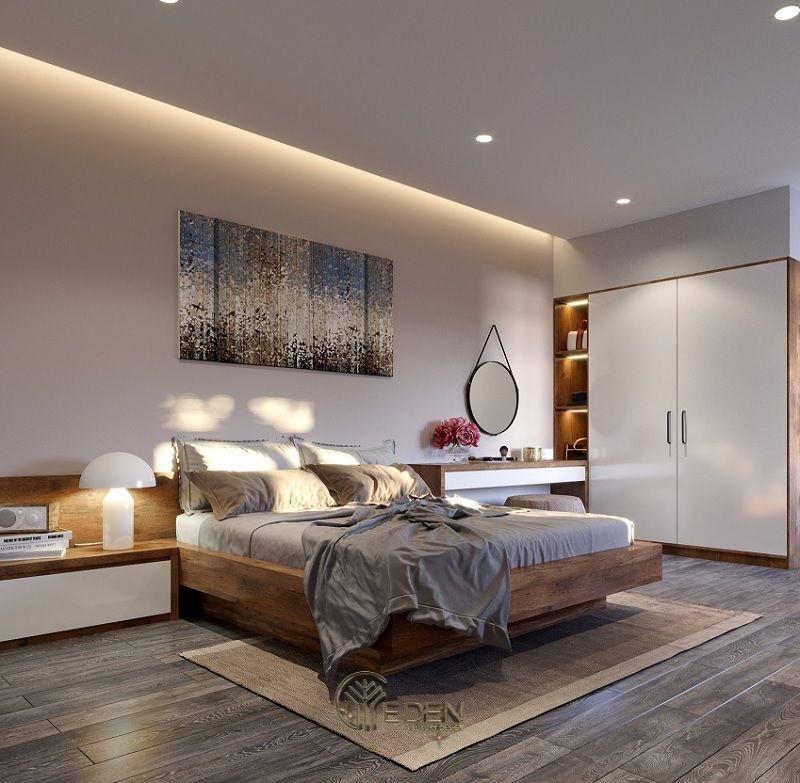 Thiết kế nội thất phòng ngủ nhà cấp 4