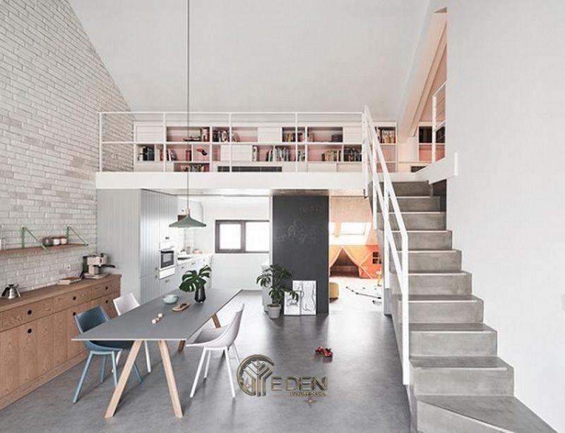 Thiết kế nội thất nhà cấp 4 nông thôn theo phong cách tối giản