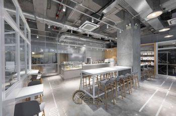 5 Mẫu thiết kế quán cafe 100m2 theo các phong cách khác nhau