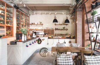 """Mẫu thiết kế quán cafe đẹp ngang 4m với những phong cách """"CỰC ĐỈNH"""""""
