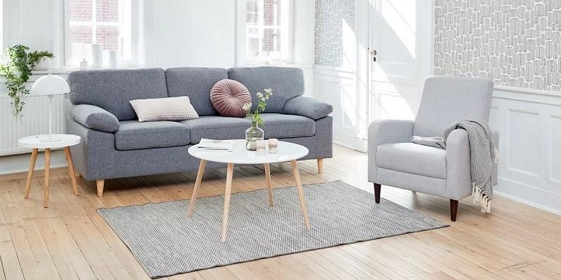 Lựa chọn ghế sofa phù hợp tạo cảm giác ấm cúng