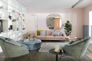10+ MẸO HAY Trang trí nội thất phòng khách gia đình sang trọng, tiện nghi