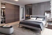 ĐIỂM DANH các mẫu tủ quần áo cửa lùa đẹp phù hợp với phòng ngủ