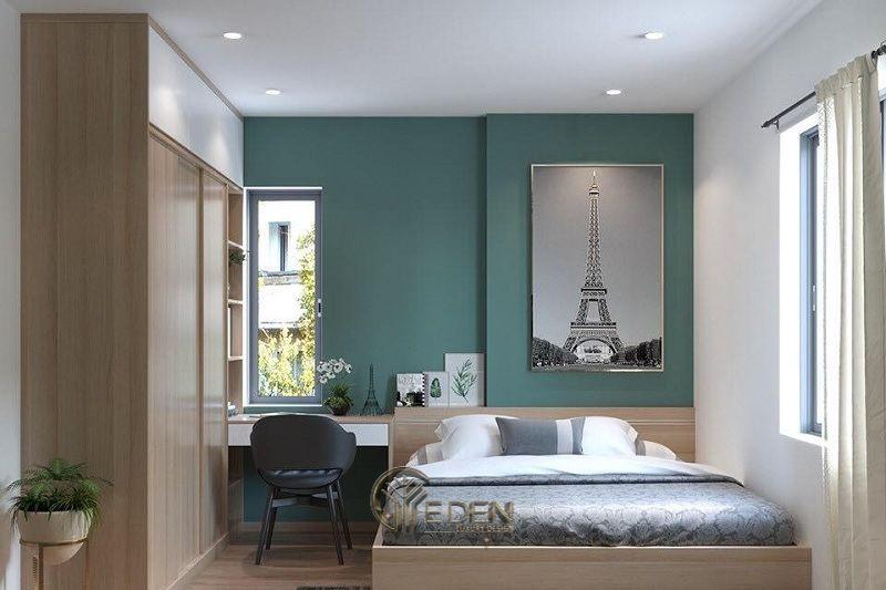 Mẫu thiết kế phòng ngủ nhỏ cho trẻ em. Với lối thiết kế độc đáo và khác biệt này chắc chắn sẽ khiến cho các bé trai cảm thấy hứng thú và thoải mái