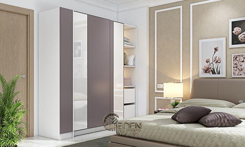 Lựa chọn tủ phù hợp với phong cách phòng ngủ