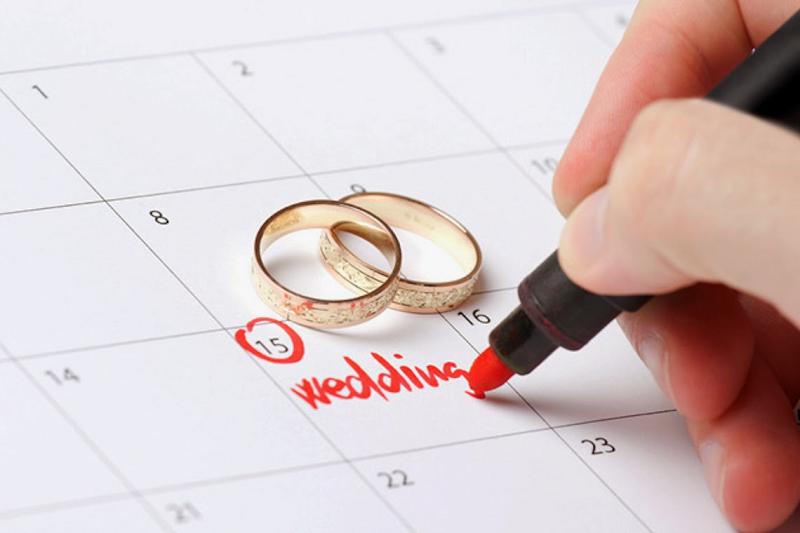 Lựa ngày đăng ký kết hợp theo quy định