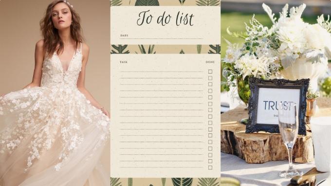 Lên ngân sách chi tiết chuẩn bị cho đám cưới