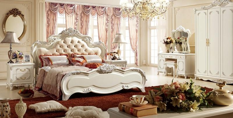 Trang trí phòng ngủ với tủ đồ hiện đại