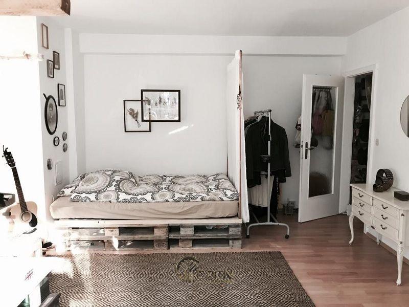 Lựa chọn màu sắc giường Pallet