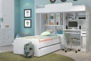 45+ Mẫu giường tầng cho người lớn đẹp, thông minh, hiện đại 2021