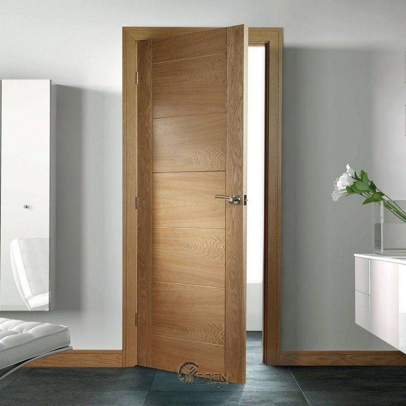 Cửa gỗ HDF chống ẩm cho phòng vệ sinh