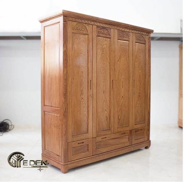Tủ bằng gỗ hương