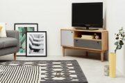 Thiết kế nội thất phòng ngủ với mẫu kệ tivi phòng ngủ sang trọng!