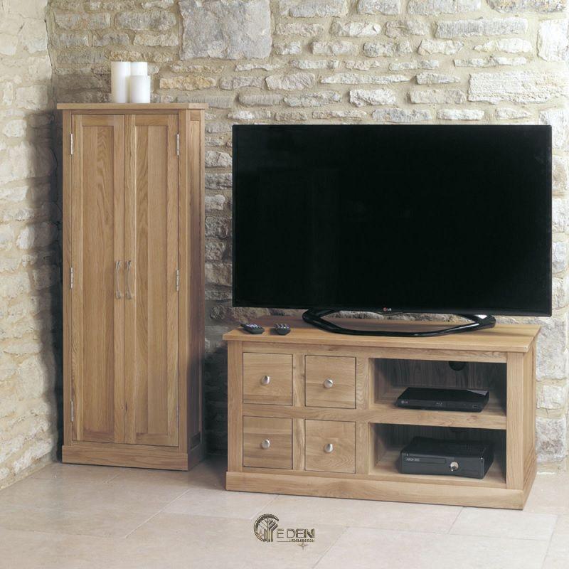 Mẫu kệ tivi đơn giản, hiện đại