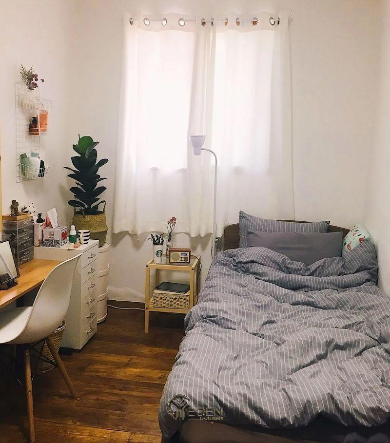 Kích thước giường ngủ đơn cho không gian nhỏ