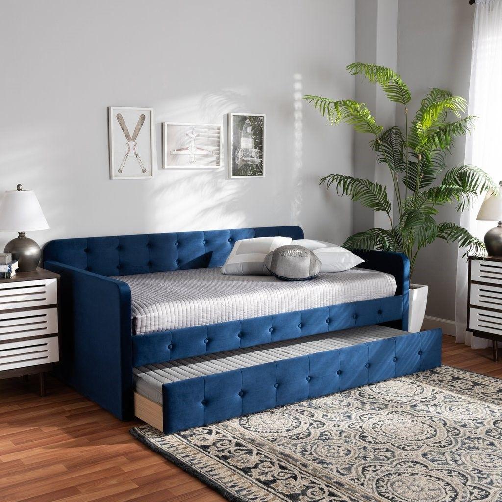 Giường hộp 2 tầng cho người lớn hiện đại- Mẫu 2