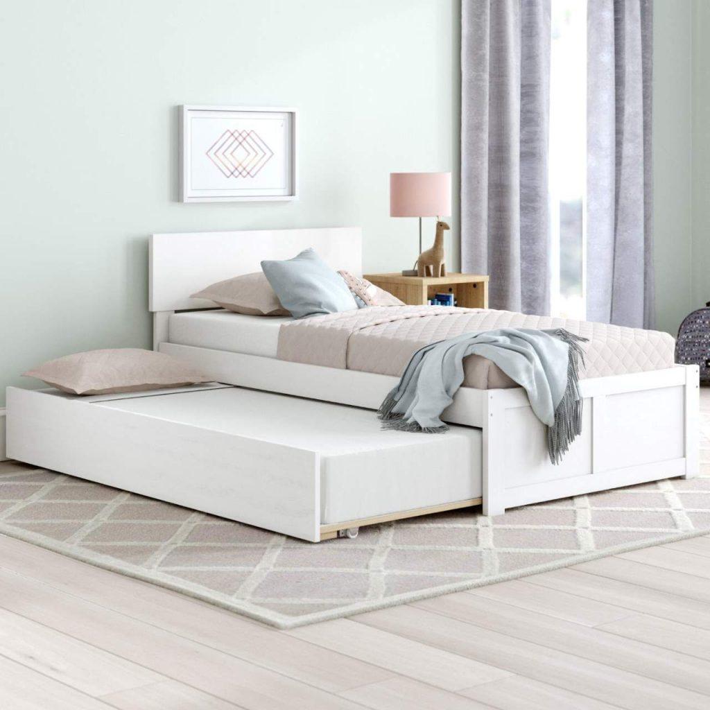 Giường hộp 2 tầng cho người lớn hiện đại- Mẫu 4