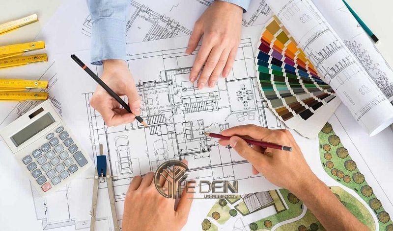 Xác định ý tưởng thiết kế mẫu nhà vuông