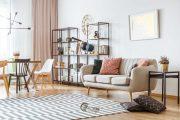 Công thức phối màu sơn phòng khách hiện đại, sang trọng