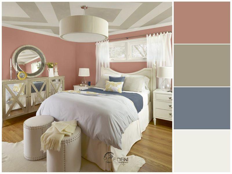 Nếu bạn nghĩ căn phòng của mình nhàm chán, hãy xem xét nó theo quy tắc 60-30-10 mà các nhà thiết kế áp dụng.