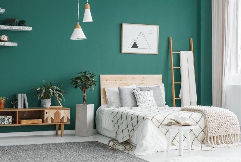 Kết hợp màu sắc với cảm giác bạn muốn trong phòng