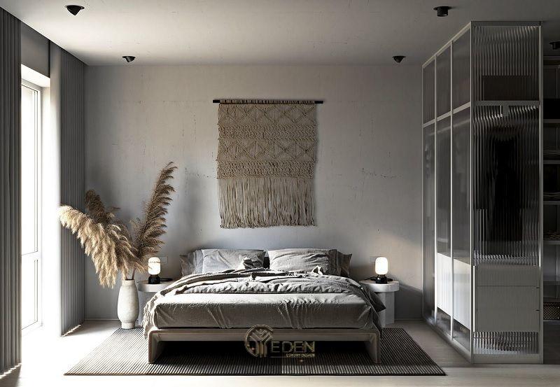 Mẫu phòng ngủ chung cư phong cách Scandinavian 5