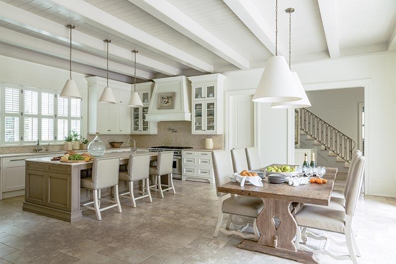 Ứng dụng cách thiết kế nhà bếp và phòng ăn cho chung cư 2