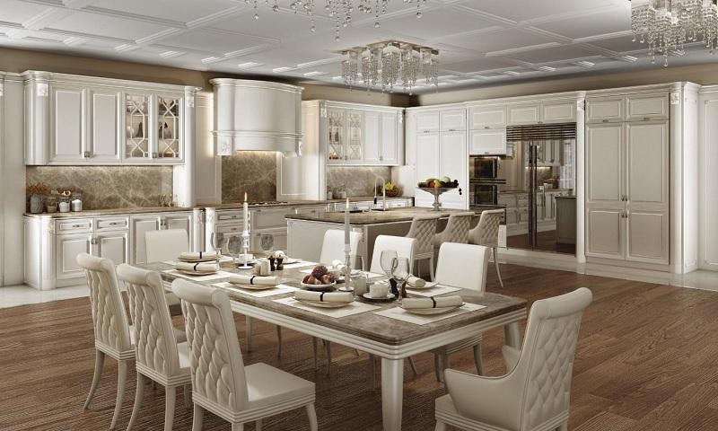 Ứng dụng cách thiết kế nhà bếp đẹp, đơn giản cho nhà dân 3