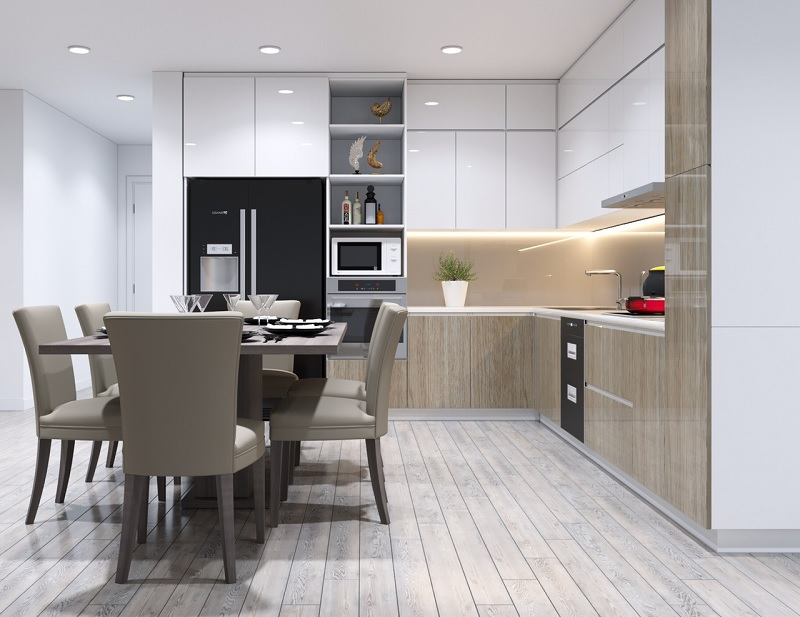 Sử dụng nội thất thông minh cho không gian
