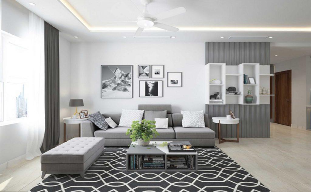 Căn hộ chung cư cao cấp Mandarin Garden Trần Duy Hưng