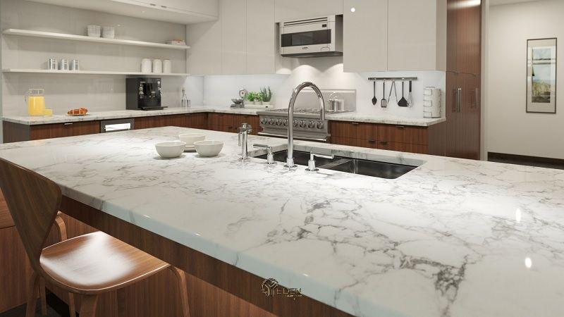 Đá marble tự nhiên (đá cẩm thạch)