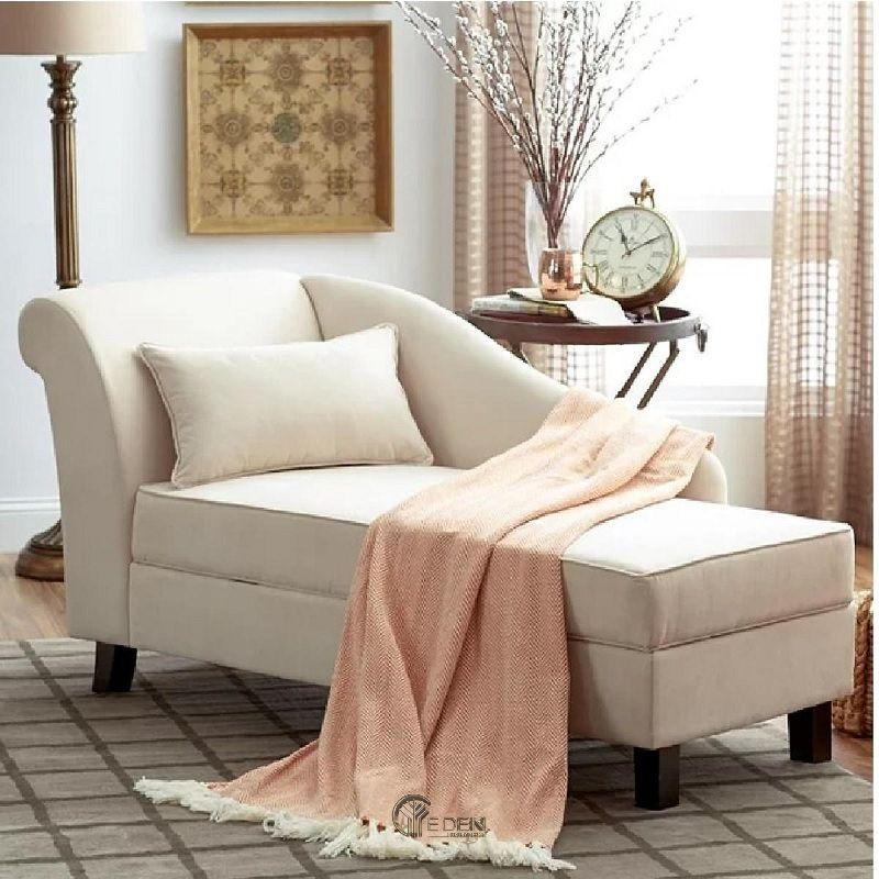 Dòng ghế thư giãn dáng Sofa thường phù hợp cho những không gian có phong cách Cổ điển, tân cổ điển hoặc hiện đại