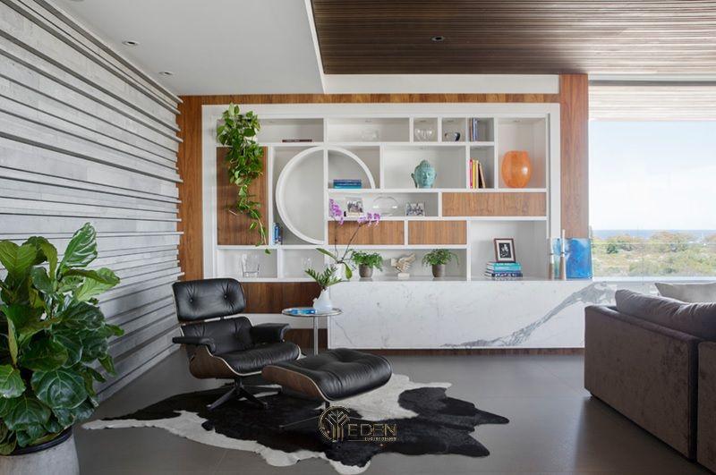 Mẫu thiết kế văn phòng phong cách hiện đại (1)