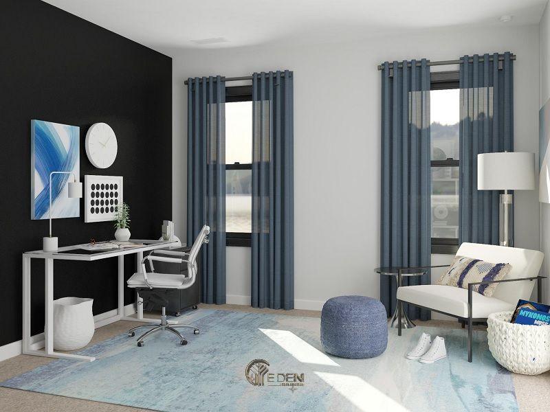 Mẫu thiết kế văn phòng phong cách hiện đại (3)