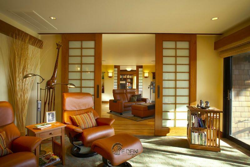 Mẫu thiết kế văn phòng phong cách Cổ điển (3)