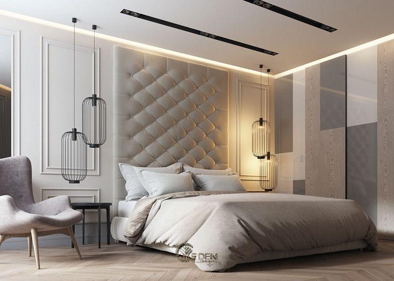 Mẫu thiết kế phòng ngủ theo phong cách Hiện đại (1)
