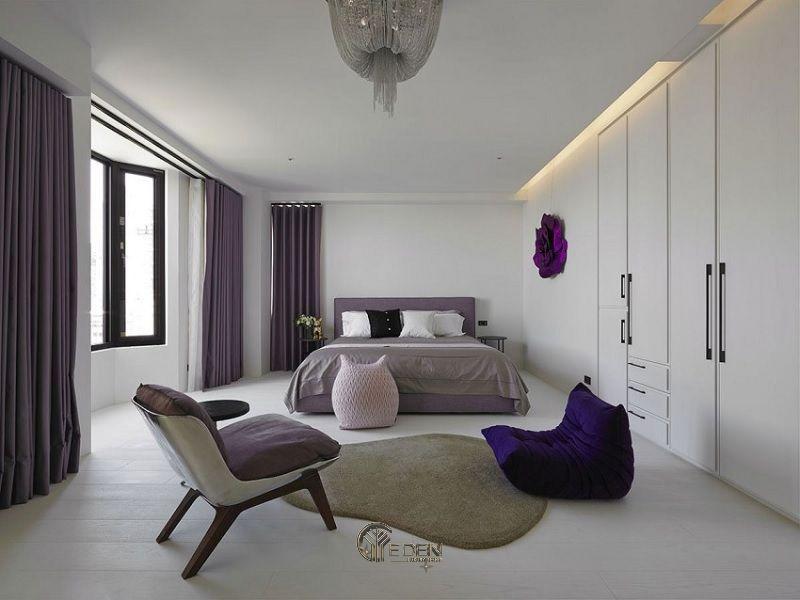 Thiết kế phòng ngủ phong cách Tối giản, tinh tế và khác biệt (1)